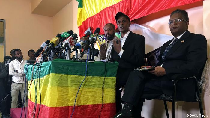 Äthiopien PK Addis Abebas Treuhänderrat