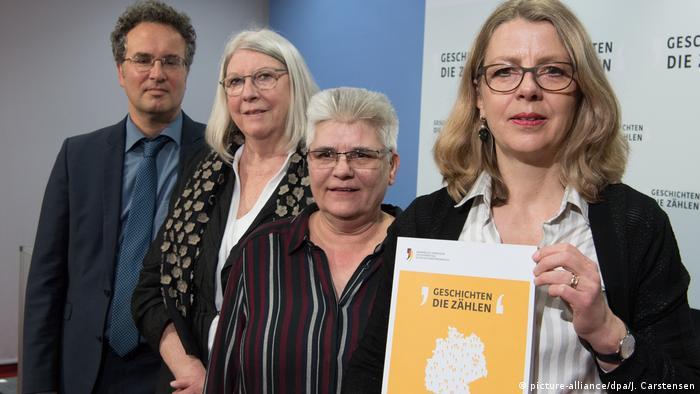Berlin - Bilanzbericht zu sexuellem Kindesmissbrauch: Sabine Andresen, Brigitte Tilmann, Hjördis E. Wirth