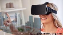 Virtual Reality als Unterhaltungsmedium