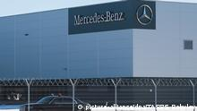 Russland Yesipovo - Mercedes-Benz Fabrik