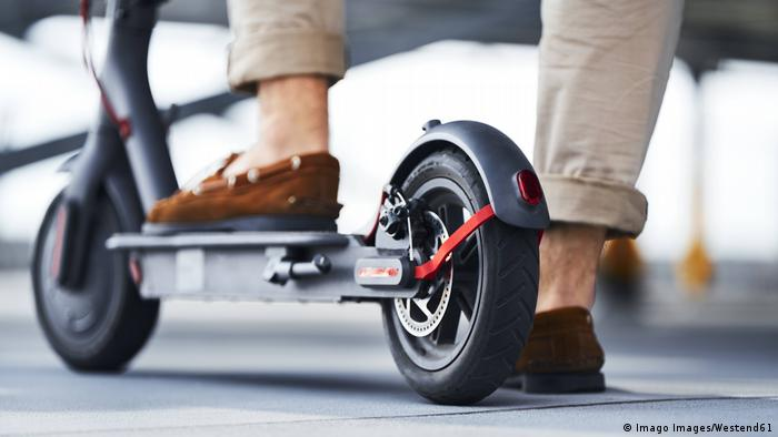 E-scooters can hit German streets after upper house approval