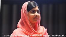 USA 2017 | Malala Yousafzai, Kinderrechtsaktivistin und Nobelpreisträgerin