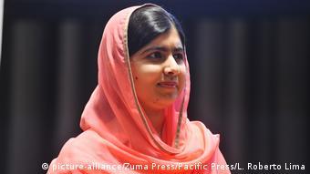 Правозахисниця Малала Юсуфзай
