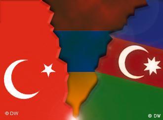 Armenien Setzt Annaherung Zur Turkei Aus Fokus Osteuropa Dw 22 04 2010