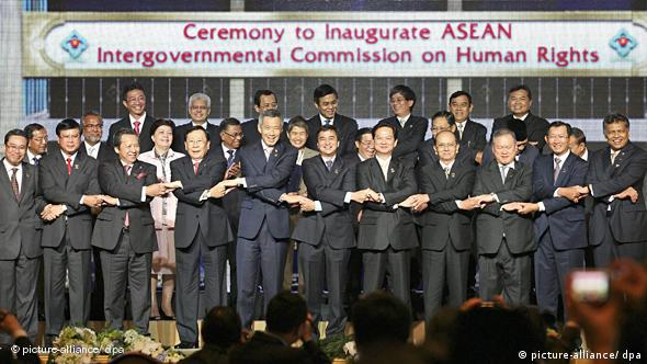 ASEAN Gipfel in Thailand beginnt Flash-Galerie