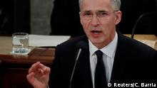 USA Kongress in Washington | Jens Stoltenberg, NATO-Generalsekretär