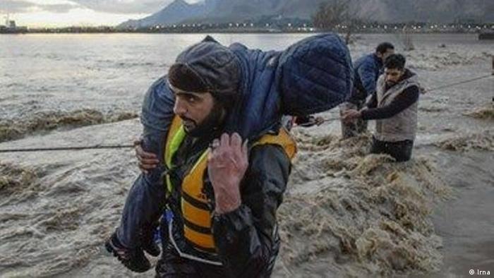 آخرین آمار تلفات سیل در ایران ۶۶ نفر اعلام شده است