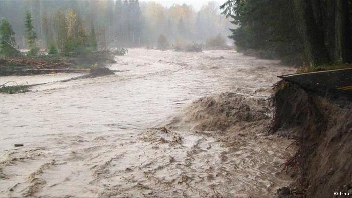 در سال گذشته نیز استان لرستان دچار سیل شده بود