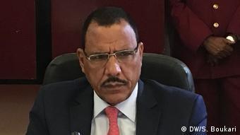Innenminister von Niger