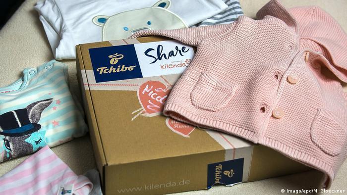 Tchibo-Kleidung