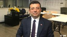 Türkei Kommunalwahl 2019   Ekrem Imamoglu, CHP-Kandidat in Istanbul