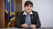 Rumänien, Bukarest: Laura Codruta Kövesi