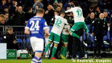 DFB-Pokal 2018/19 | FC Schalke 04 - Werder Bremen