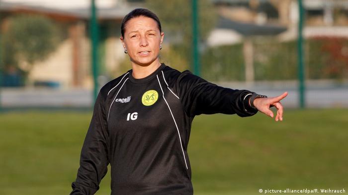 Nordrhein-Westfalen, Duisburg: Fußball: Regionalliga West, SV Straelen Inka Grings