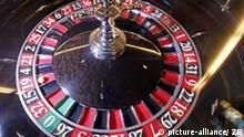 Deutschland Roulette im Casino Atlantis in Chemnitz