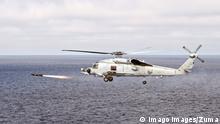 MH-60R Helikopter der US-Navy (Imago Images/Zuma)