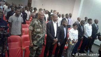 Angola Friedensgespräche MPLA und UNITA in Luanda