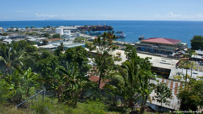 Ibu kota Kepulauan Solomon, Honiara