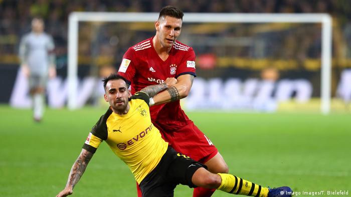 The Battles That Will Define Bayern Munich Vs Borussia Dortmund Sports German Football And Major International Sports News Dw 04 04 2019