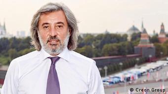 Fares Kilzie, Gründer der Beratergesellschaft Creon Group