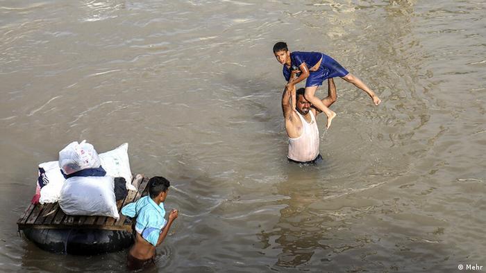 Hochwasser im Iran (Mehr)