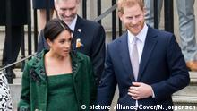 London Harry, Duke of Sussex, Meghan Duchess of Sussex
