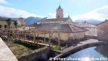Italien Collepardo - Kloster Trisulti