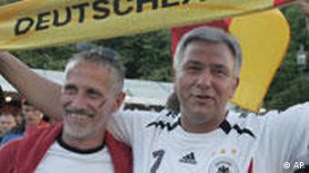 Клаус Воверайт со своим партнером Йорном Кубицки (Jörn Kubicki)
