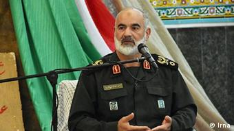 Ahmad Khadem Seyyedolshohada, Befehlshaber des Stützpunktes Karbala bei Irans Revolutionsgarde (Irna)