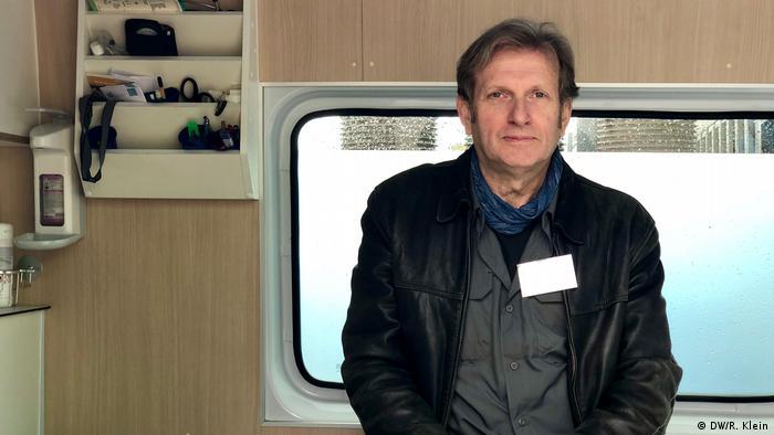CAP World Congress in Mainz Gerhard Trabert