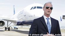 USA Airbus-Vorstandsvorsitzende Tom Enders in Mobile