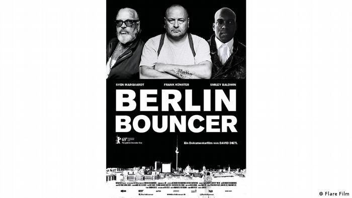 Film poster Berlin Bouncer