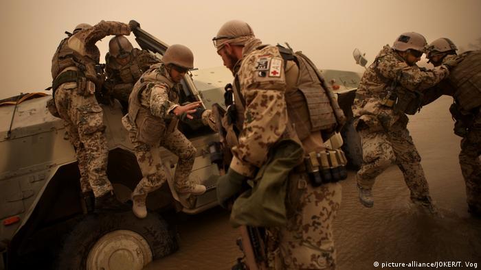 Bundeswehr deployment in Afghanistan