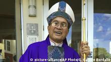 Erzbischof Anthony Apuron Guam