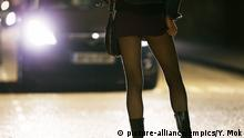 Prostitute Stock. PICTURE POSED BY MODEL Stock photo of a sex worker in Victoria, London. Picture date: Saturday April 4, 2015. Photo credit should read: Yui Mok/PA Wire URN:22659870 |