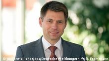 Umweltwissenschaftler und Generalsekretär der Welthungerhilfe Mathias Mogge