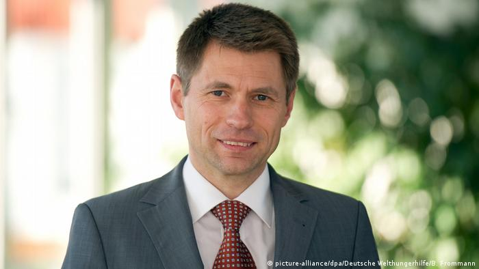 Mathias Mogge, Generalsekretär der Welthungerhilfe