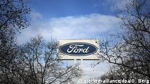 Ford Schild Köln