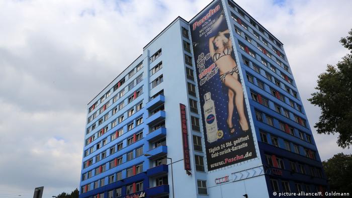 Deutschland Eros-Center Pascha in Köln