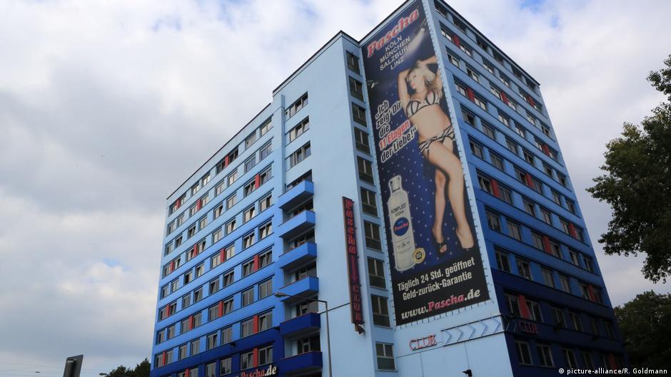 Hamburg pascha Sex workers