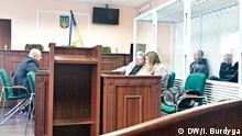 Ukraine Antisemitismus Prozess in Kiew