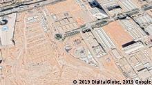 Google Satellitenbild Saudi-Arabien, Riad | mutmaßlicher Bau Atomkraftwerk
