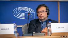 EU-Parlament - Kolumbien