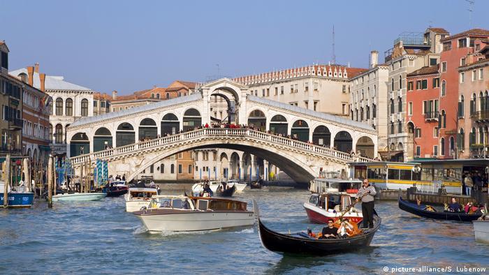Venice (picture-alliance/S. Lubenow)