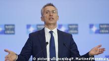 USA, Washington: Nato Treffen Tag 2