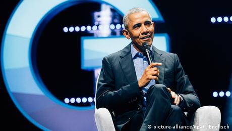 """Ομπάμα: """"Ένας καλός ηγέτης ακούει"""""""