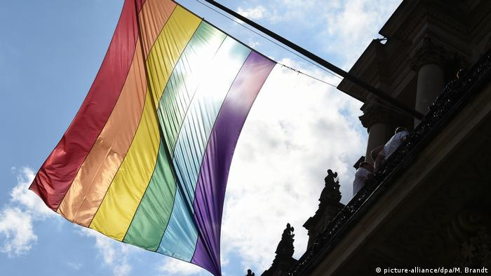 Symbolbild Homo-Ehe (picture-alliance/dpa/M. Brandt)