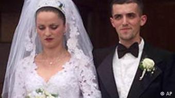 German brides marriage