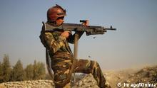 Afghanistan Security Forces Soldat Kampfeinsatz gegen Taliban