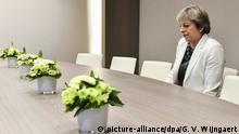 Brexit - Britische Premierministerin May